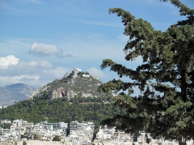 151012 Vy från Akropolis